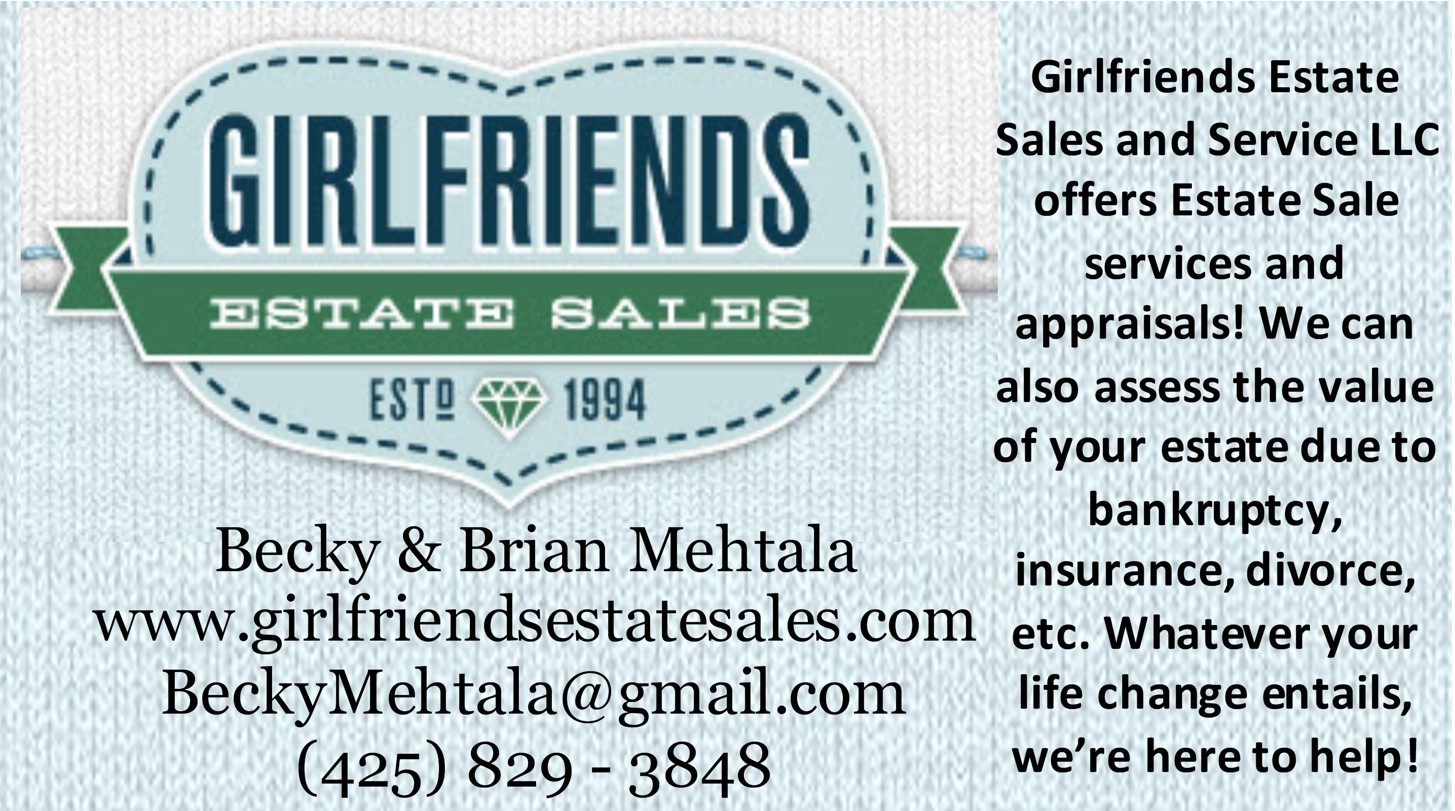 Girlfriend Estate Sales2