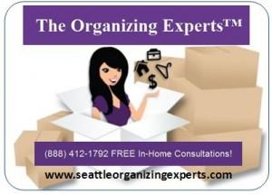Seattle Organizing Experts